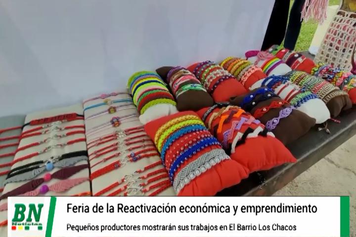 Lee más sobre el artículo Feria de la reactivación económica y emprendimiento llega a Los Chacos con muestras de trabajos de las Mypes y artesanos