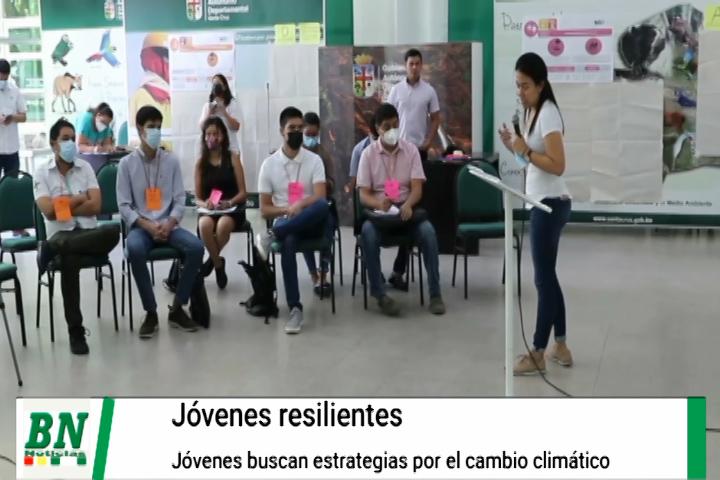 Lee más sobre el artículo Jóvenes resilientes  buscan mejorar el medio ambiente