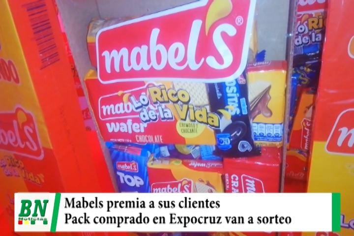 Lee más sobre el artículo Galletas Mabels premia a sus clientes y en cada pack tendrán la posibilidad de entrar a sorteo