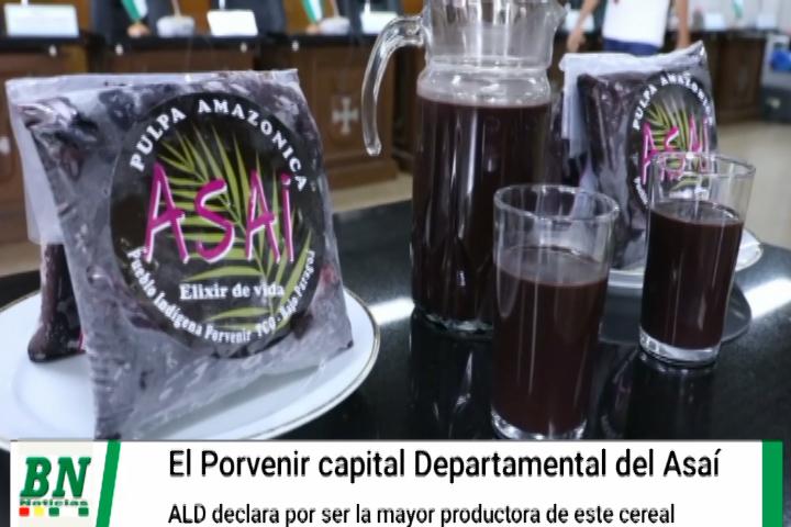 Lee más sobre el artículo ALD declara a la Comunidad El Porvenir Capital departamental del Asai