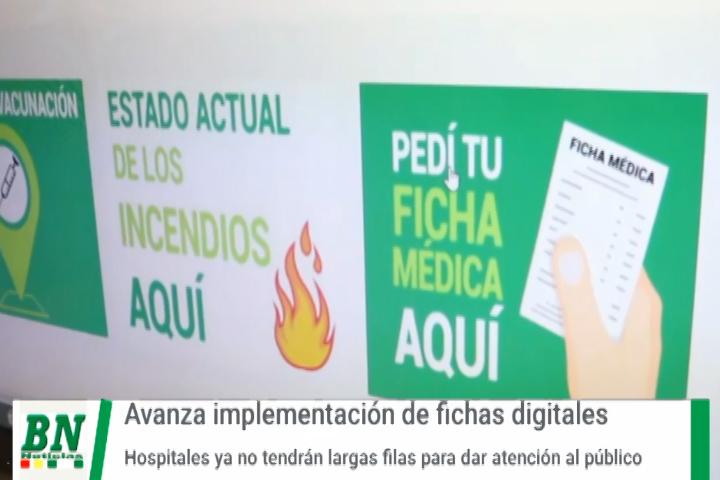Lee más sobre el artículo Avanza la implementación de fichas digitales en los hospitales de tercer nivel