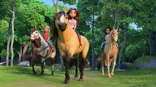 Lee más sobre el artículo Spirit: El indomable, el caballo más querido vuelve a la pantalla grande en una aventura épica