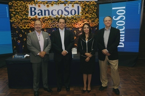 Lee más sobre el artículo BancoSol fortalece su planta ejecutiva con la mirada  puesta en la reactivación del sector emprendedor
