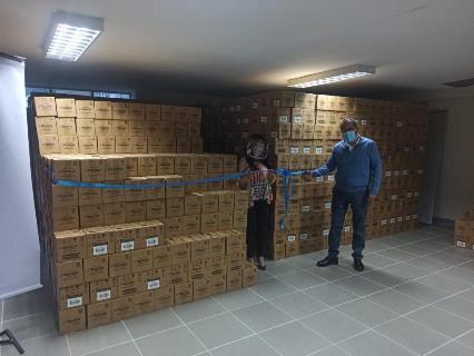 Lee más sobre el artículo Rexona dona 60.000 sanitizadores para los visitantes de la FIPAZ