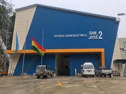Lee más sobre el artículo Bolivia protege el ambiente con reducción de CO2 mediante hidroeléctrica financiada por CAF