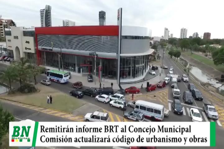 Lee más sobre el artículo Alcalde remitirá informe del BRT al Concejo Municipal y comisión actualizará código de urbanismo y obras tras reunirse