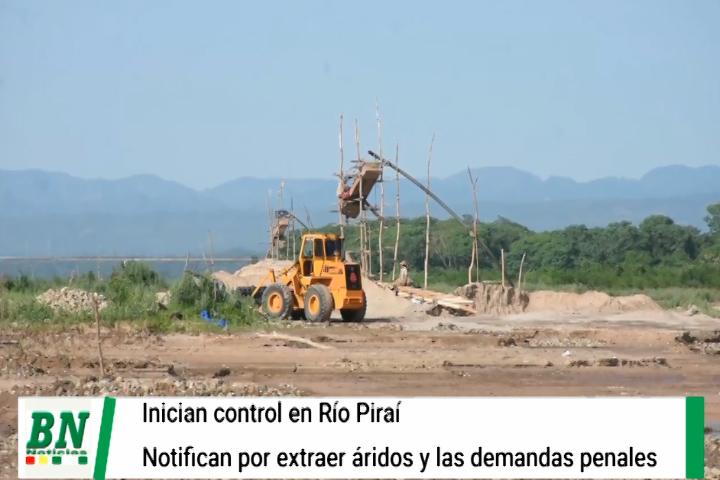 Lee más sobre el artículo Alcaldía notifica a dragueros y alista demanda por extracción de áridos de manera irregular