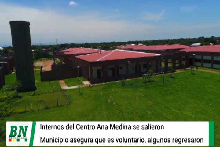 Lee más sobre el artículo Gobierno Municipal brinda informe sobre hechos ocurridos en el centro Ana Medina